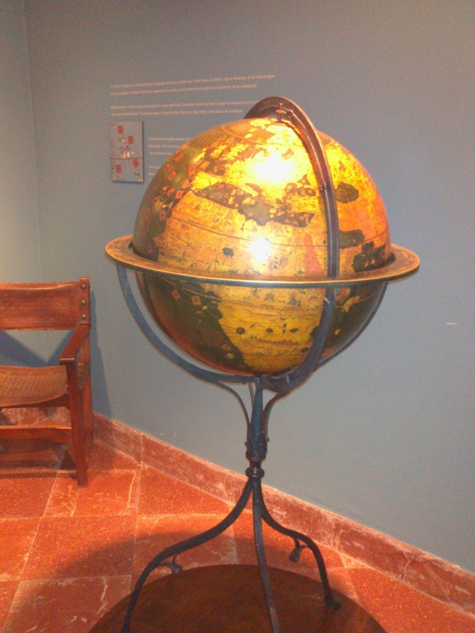 em form globus